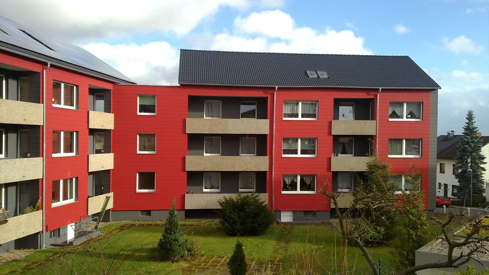 Mehrfamilienhaus Hof Am Breiten Rasen 32-36