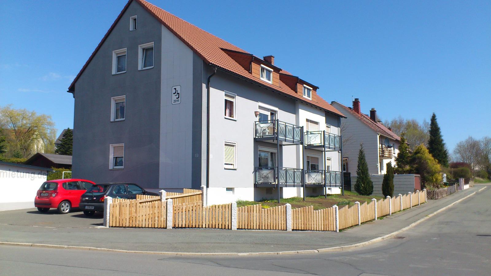 Mehrfamilienhaus Hof Luisenburgstraße 12