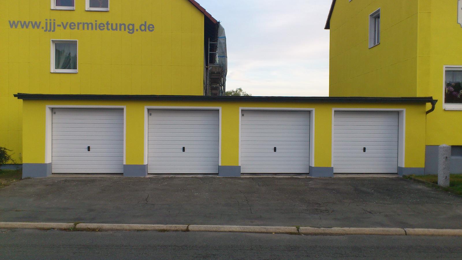 Garagenpark Hof Kösseinestraße 11/Nußhardtstraße 2