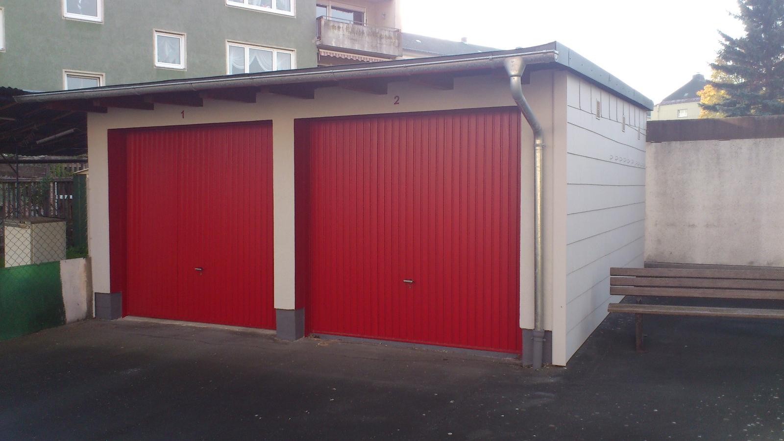 Garagenpark Hof Leimitzer Straße 28