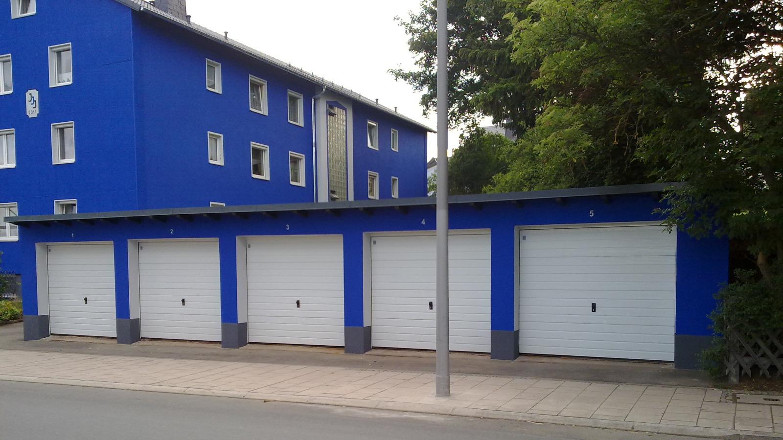 Garagenpark Hof Wunsiedler Straße 48