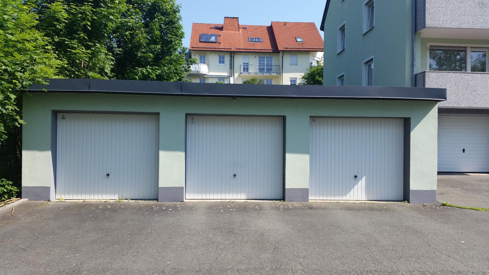 Garagenpark Tauperlitz An der Ascher Straße 1