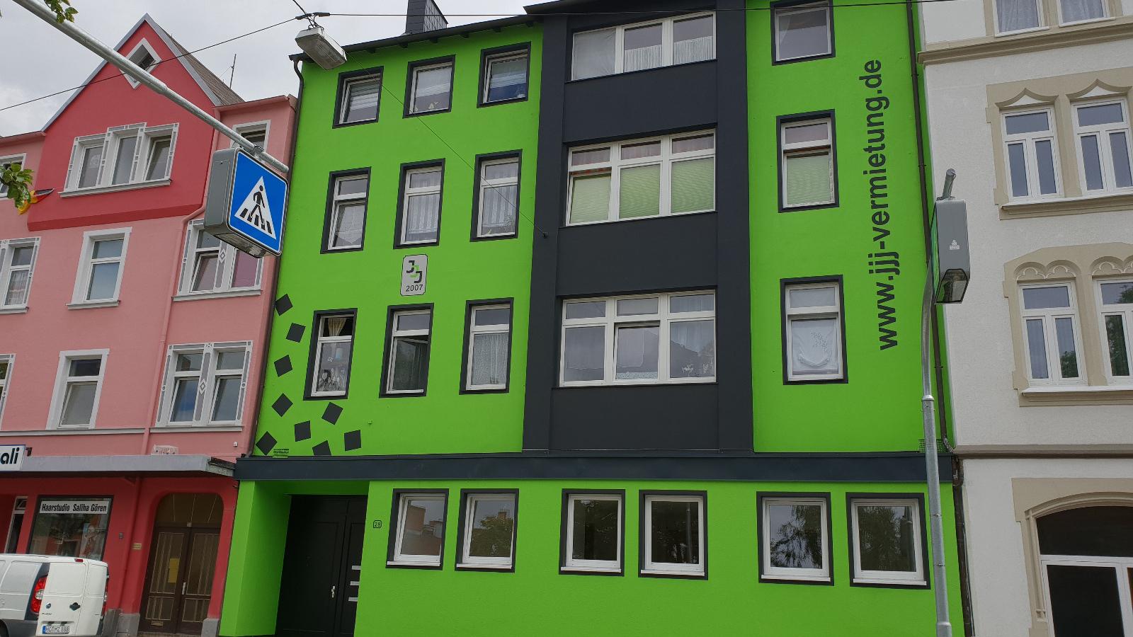 Mehrfamilienhaus Hof Leimitzer Straße 28