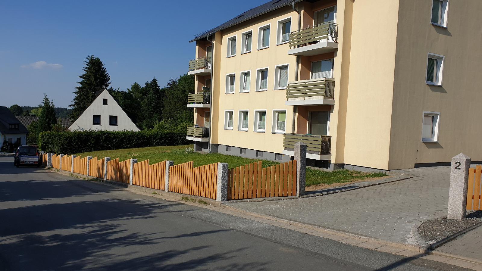 Mehrfamilienhaus Helmbrechts Robert-Koch-Straße 2