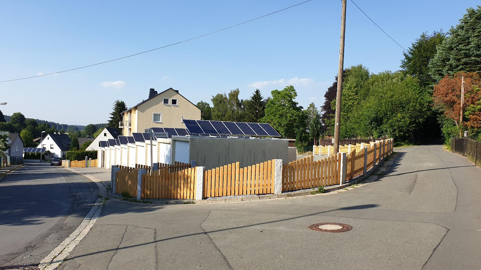 Garagenpark Helmbrechts Robert-Koch-Straße 2