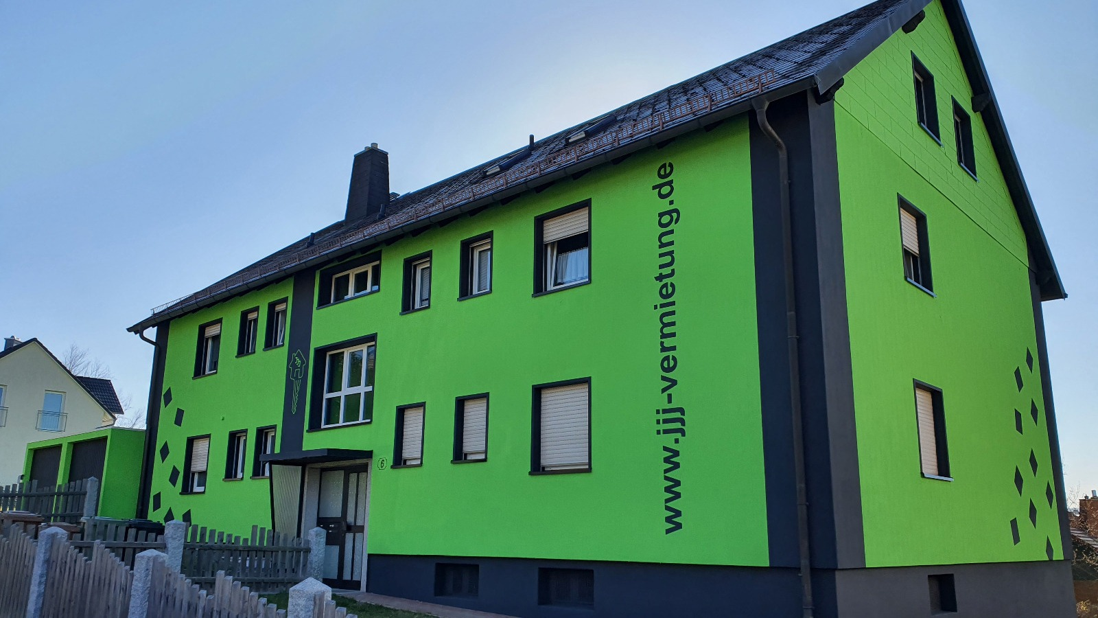 Mehrfamilienhaus Münchberg Döbereiner Straße 6